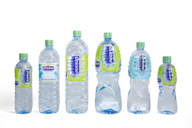New Bottle Model   Orzone Mineral Water Exports (Pvt) Ltd