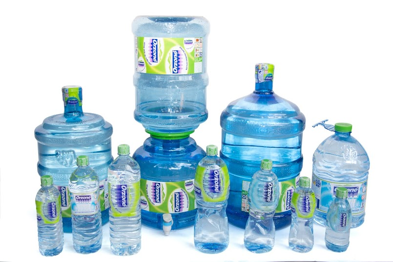 New Bottle Model | Orzone Mineral Water Exports (Pvt) Ltd